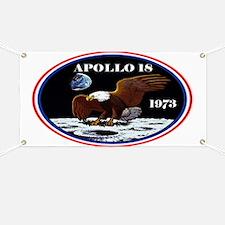 Apollo 18 (Movie) Banner
