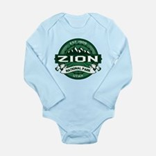 Zion Forest Long Sleeve Infant Bodysuit
