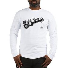 Ukulele Blues Long Sleeve T-Shirt