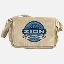 Zion Cobalt Messenger Bag