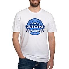 Zion Cobalt Shirt