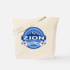 Zion Cobalt Tote Bag