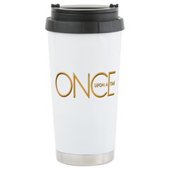 Once Upon A Time Stainless Steel Travel Mug