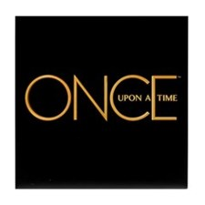 Once Upon A Time Tile Coaster