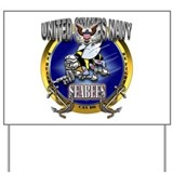 Navy seabees Yard Signs