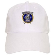 US Navy Seabees Anchors Baseball Cap