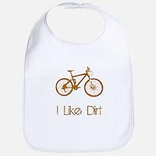 I Like Dirt Bike Bib
