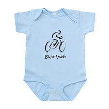 Biker Dude Infant Bodysuit