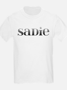 Sadie Carved Metal T-Shirt