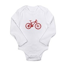 Red Mountain Bike Baby Outfits