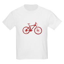 Red Mountain Bike T-Shirt