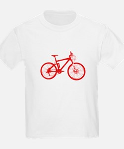 Red Mountain Bike T-Shirt