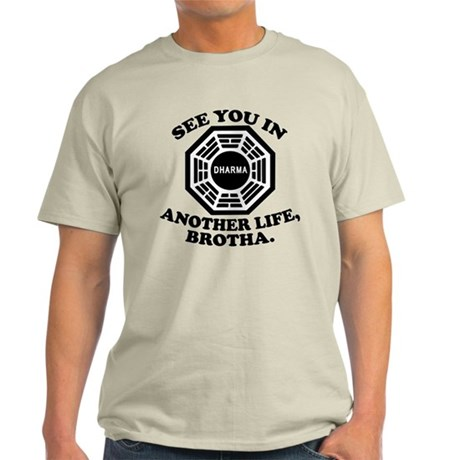Classic LOST Quote Light T-Shirt
