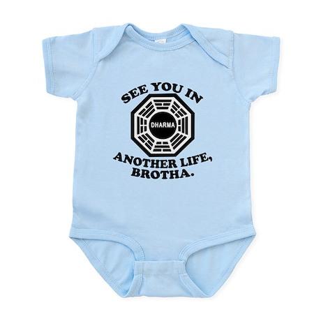 Classic LOST Quote Infant Bodysuit