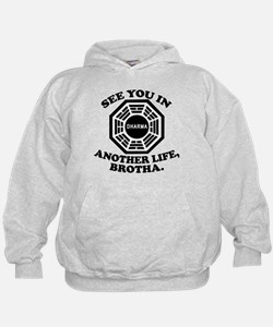 Classic LOST Quote Hoodie