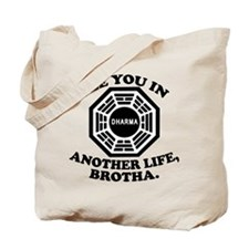 Classic LOST Quote Tote Bag