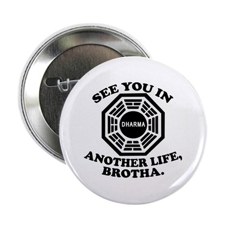 "Classic LOST Quote 2.25"" Button"