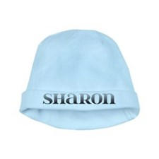 Sharon Carved Metal baby hat