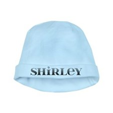 Shirley Carved Metal baby hat