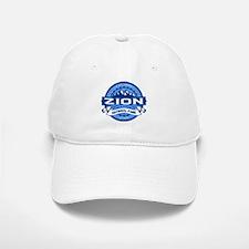Zion Cobalt Baseball Baseball Cap