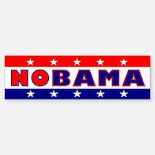 Nobama Bumper Bumper Bumper Sticker