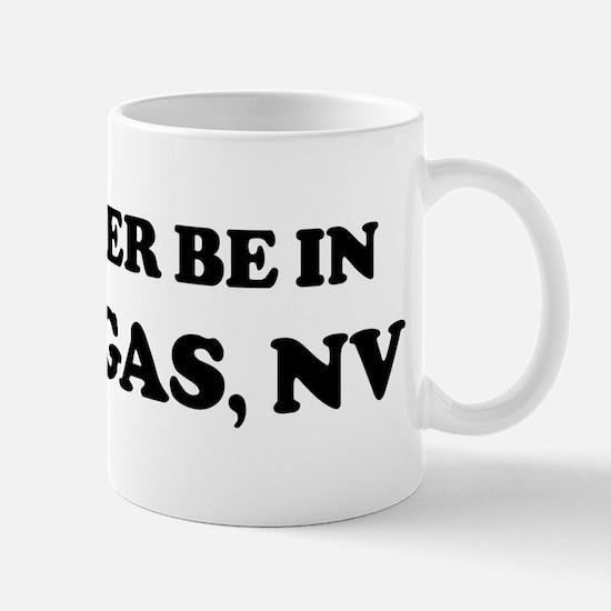 Rather be in Las Vegas Mug
