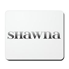 Shawna Carved Metal Mousepad