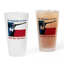 Republic of Texas Drinking Glass