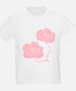 Rose Art T-Shirt