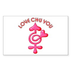 love chu you Decal