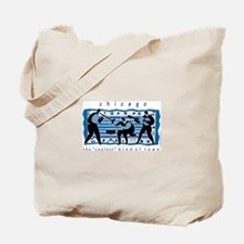 Chicago Musicians Tote Bag