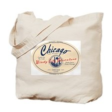 CHICAGO Designs Tote Bag