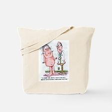 Medicare Boob Job Tote Bag
