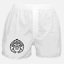 Tribal Bear Designs Boxer Shorts
