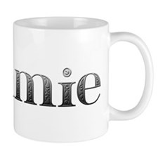 Tammie Carved Metal Mug
