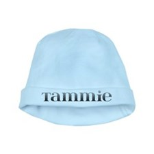 Tammie Carved Metal baby hat