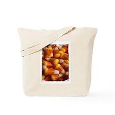 Halloween Candycorn Tote Bag