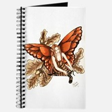 Cute Fall faery Journal