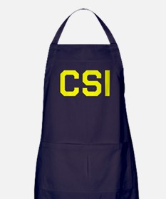 CSI Apron (dark)