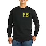 Criminal Minds Long Sleeve Dark T-Shirt