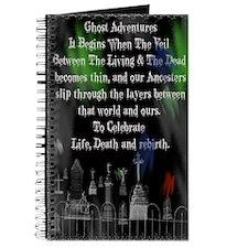 Ghost Adventures Journal