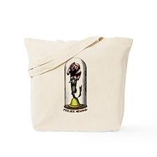 Feejee Mermaid Tote Bag
