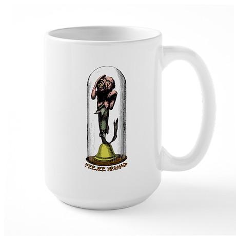 Feejee Mermaid Large Mug