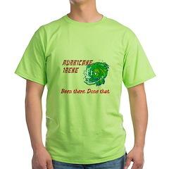 Hurricane Irene Been There T-Shirt