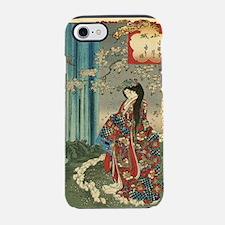 Japanese Classic Geisha Lady - iPhone 7 Tough Case