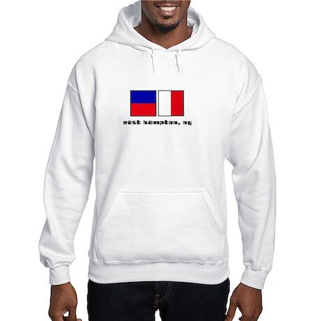 East Hampton, NY Hooded Sweatshirt