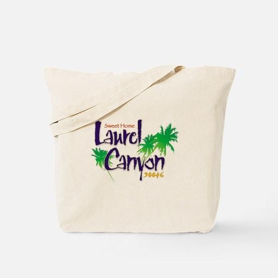 Sweet Home Laurel Canyon Tote Bag