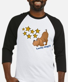 Lucky Dog Baseball Jersey