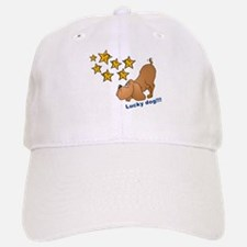 Lucky Dog Baseball Baseball Cap