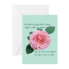 If Flowers Could Talk Greeting Cards (Pk of 10